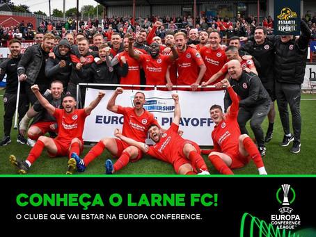 LARNE FC EM FOCO