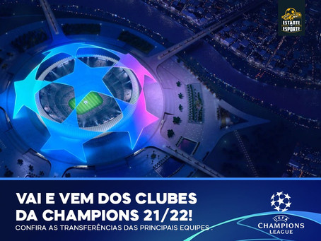 VAI E VEM DA CHAMPIONS LEAGUE
