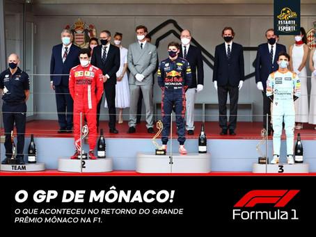 Todo o Glamour do GP de Mônaco