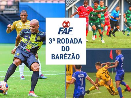 Giro da rodada - Barézão