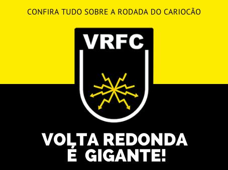 O VOLTA REDONDA É GIGANTE!