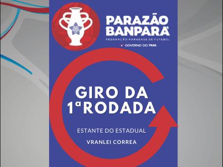 GIRO DA 1° RODADA