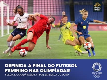 DEFINIDA A FINAL OLÍMPICA NO FUTEBOL FEMININO
