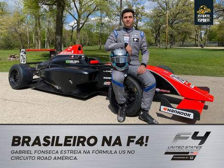 Brasileiro estreia na Fórmula US no circuito Road America