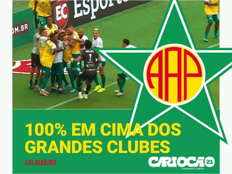 100% EM CIMA DOS GRANDES CLUBES