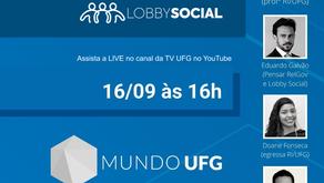 O projeto Lobby Social chega ao estado de Goiás!