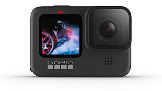 GoPro HERO9 Black -More Power-More Tools