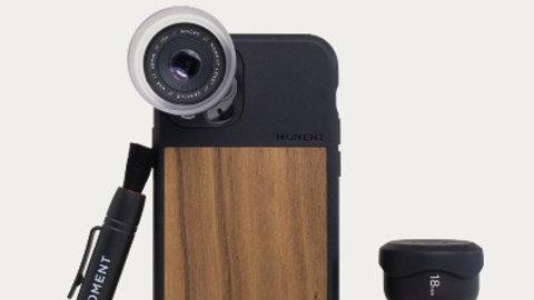 Moment - Detail Lens - Wide , Macro and Super Fish Lens Set