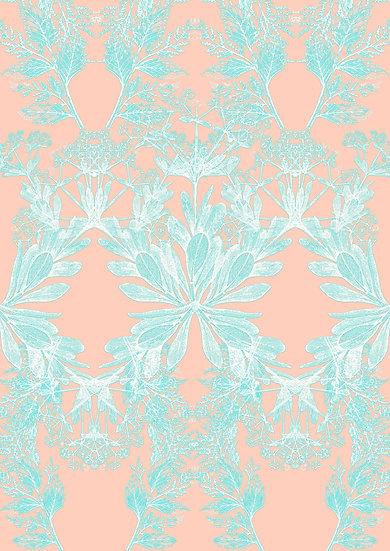 Botanical Mirror Pink
