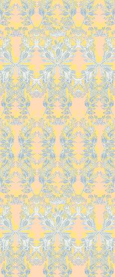 Botanical Mirror Yellow
