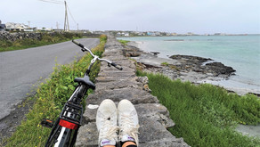 Cycling the suprisingly beautiful Aran Islands
