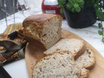 It worked, my homemade fresh seeded bread!