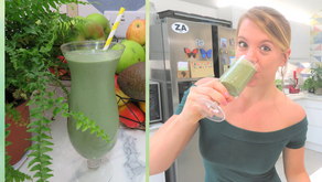Nutritious & Creamy Super Boost Green smoothie