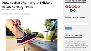 Running: 7 tips for beginners