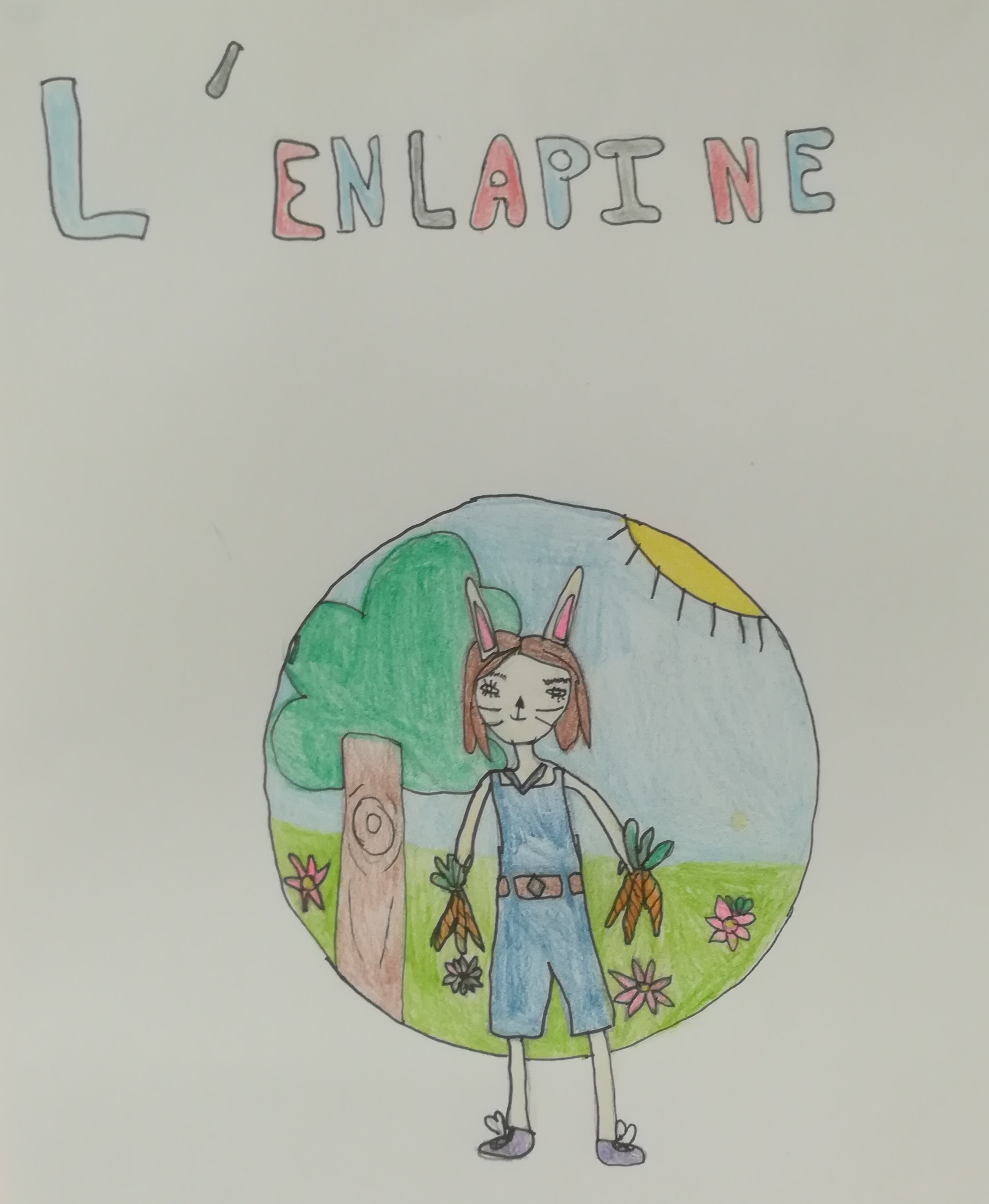 1 L'enlapine