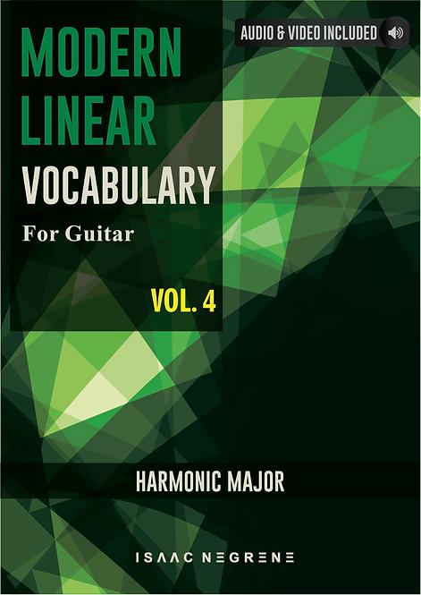 Modern Linear Vocabulary Vol.4