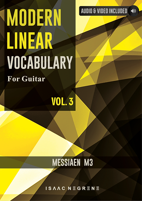 Modern Linear Vocabulary Vol.3