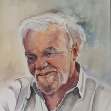 Bernard  28 x 38 cm