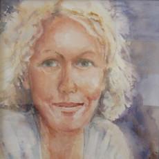 Michèle  28 x 38 cm