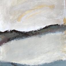Courbes 50 x 65 cm