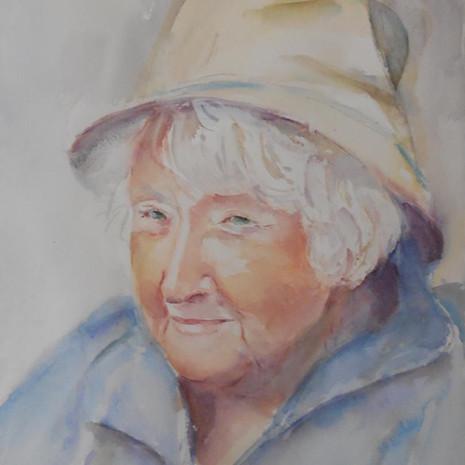 Mamie Michèle 28 x 38 cm