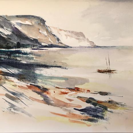 Fjord 38 x 28 cm