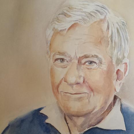 Jean-Claude 28 x 38 cm