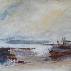Brouillard 65 x 50 cm