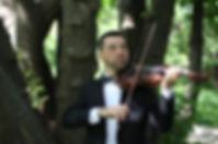 Скрипач москва