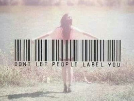 What happens when we label ourselves or others??