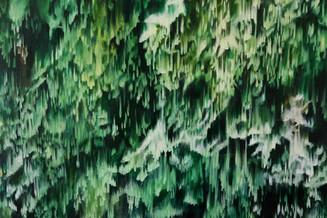 (Detail)  2020  Oil on canvas  180 x 130 cm
