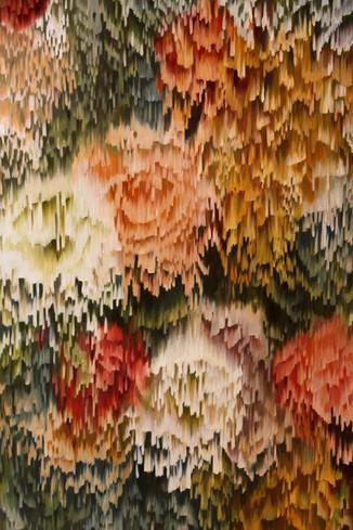 (Detail)  2021  Oil on canvas  100 x 70 cm