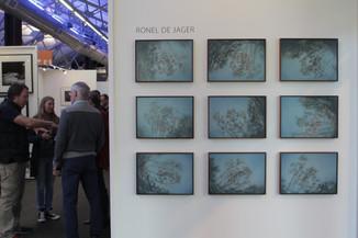 (Installation view, Turbine Art Fair)  2015