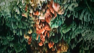 (Detail)  2021  Oil on canvas  150 x 150 cm