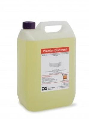 2 x 5 litres Premier Dishwasher Detergent