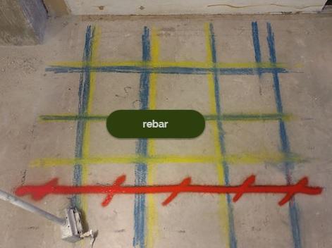 Concrete Scanning Rebar