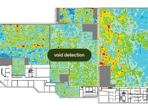 Concrete Void Detection