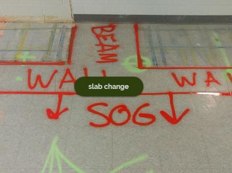 Concrete Scanning Slab-On-Grade