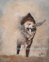 """""""Shake, Rattle and Roll 3"""" Bull"""