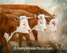 """""""The Guardian"""" Herefords"""