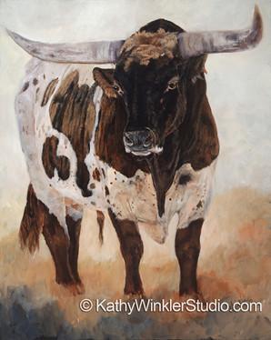 """""""Big Daddy 2 """" Texas Longhorn"""