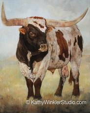 """""""Big Daddy 1 """" Texas Longhorn"""