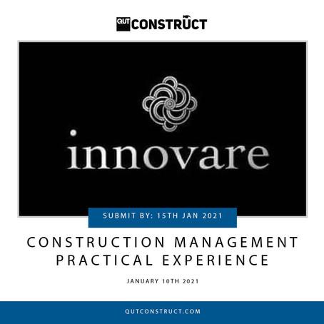 CONSTRUCTION MANAGEMENT PRACTICAL EXPERIENCE