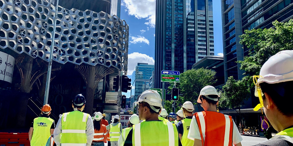 300 George St - Site Visit & Networking