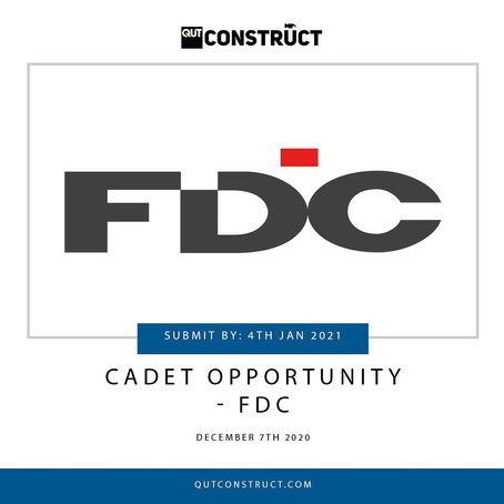 Cadetship Opportunity - FDC