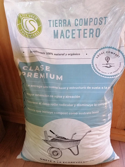 Compost Mezcla Maceteros 20L