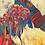 Thumbnail: REPAUS - Framed Giclée on canvas, 91x55cm