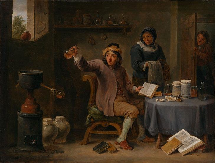 Consult Medical - David Teniers