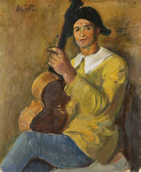 Arlechin - Iosif Iser