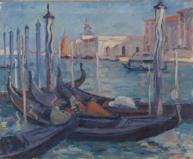 Venetia - Nicolae Darascu